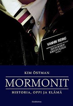 Östman, Kim - Mormonit: Historia, oppi ja elämä, e-kirja