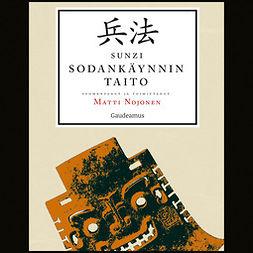 Sunzi - Sodankäynnin taito, äänikirja