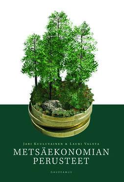 Kuuluvainen, Jari - Metsäekonomian perusteet, e-kirja