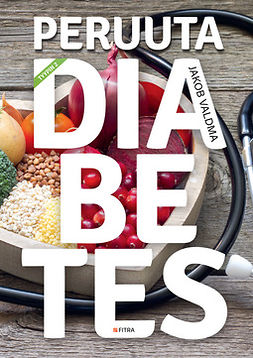 Valdma, Jakob - Peruuta diabetes, e-kirja