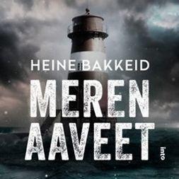 Bakkeid, Heine - Meren aaveet, audiobook