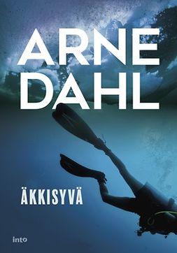 Dahl, Arne - Äkkisyvä, e-kirja