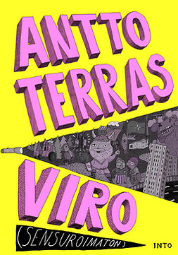 Terras, Antto - Viro (Sensuroimaton), ebook