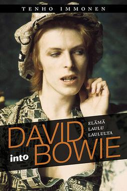 Immonen, Tenho - David Bowie: Elämä laulu laululta, e-kirja