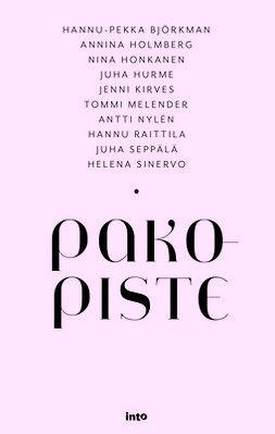 Björkman, Hannu-Pekka - Pakopiste, e-bok