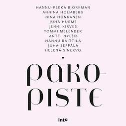 Björkman, Hannu-Pekka - Pakopiste, audiobook