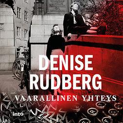 Rudberg, Denise - Vaarallinen yhteys, äänikirja