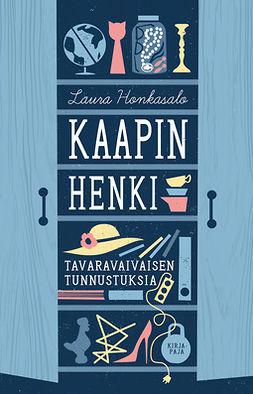 Honkasalo, Laura - Kaapin henki: Tavaravaivaisen tunnustuksia, ebook