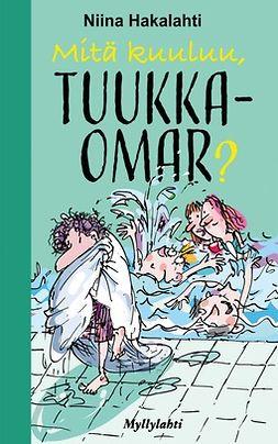 Niina, Hakalahti - Mitä kuuluu, Tuukka-Omar?, e-kirja