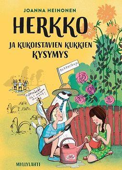 Joanna, Heinonen - Herkko ja kukoistavien kukkien kysymys, e-kirja