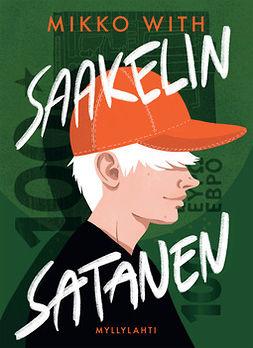 Mikko, With - Saakelin satanen, e-kirja