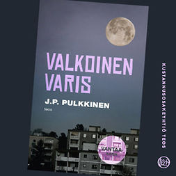 Pulkkinen, J.P. - Valkoinen Varis, audiobook