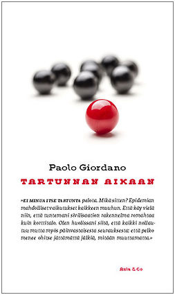 Giordano, Paolo - Tartunnan aikaan, e-kirja