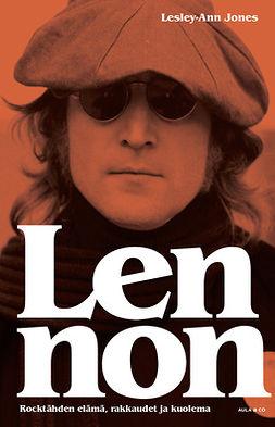 Jones, Lesley-Ann - Lennon, e-kirja