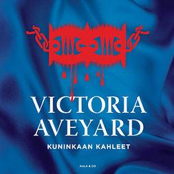 Aveyard, Victoria - Kuninkaan kahleet, äänikirja