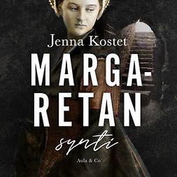 Kostet, Jenna - Margaretan synti, äänikirja