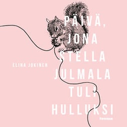 Jokinen, Elina - Päivä, jona Stella Julmala tuli hulluksi, äänikirja