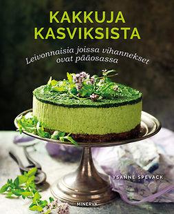 Kakkuja kasviksista