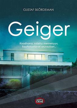 Skördeman, Gustav - Geiger, e-kirja
