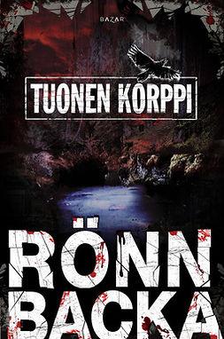 Rönnbacka, Christian - Tuonen korppi, e-bok
