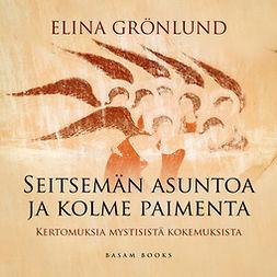 Grönlund, Elina - Seitsemän asuntoa ja kolme paimenta: Kertomuksia mystisistä kokemuksista, äänikirja