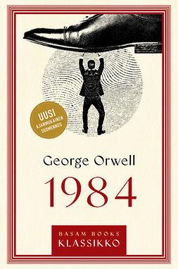 Orwell, George - 1984, e-bok