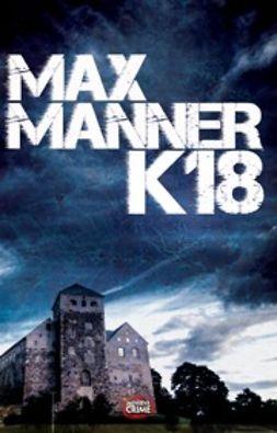 Manner, Max - K18, e-kirja
