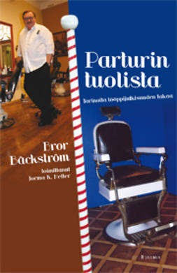 Bror, Bäckström - Parturin tuolista: Tarinoita lööppijulkisuuden takaa, e-kirja