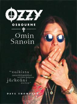 Dave, Thompson - Ozzy Osbourne omin sanoin, e-kirja
