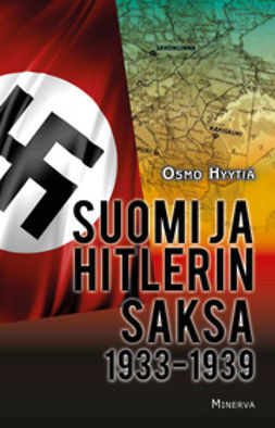 Hyytiä, Osmo - Suomi ja Hitlerin Saksa 1933-1939, e-kirja