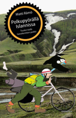 Rämö, Matti - Polkupyörällä Islannissa: tuulen tiellä laavakenttien poikki, e-kirja