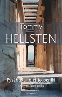Hellsten, Tommy - Pysähdy - olet jo perillä: 12 oivalluksen polku, ebook