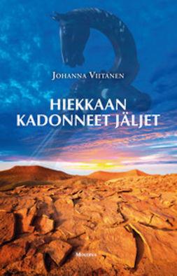 Viitanen, Johanna - Hiekkaan kadonneet jäljet, ebook