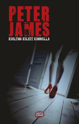 James, Peter - Kuolema kulkee kannoilla, e-kirja