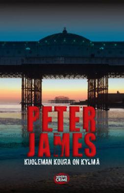James, Peter - Kuoleman koura on kylmä, e-kirja