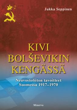 Seppinen, Jukka - Kivi bolsevikin kengässä: Neuvostoliton tavoitteet Suomessa 1917-1965, e-kirja