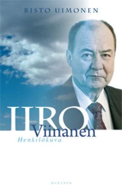 Uimonen, Risto - Iiro Viinanen: Henkilökuva, e-kirja