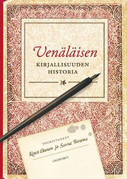 Kirsti, Ekonen  - Venäläisen kirjallisuuden historia, e-kirja