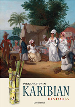 Valtonen, Pekka - Karibian historia, e-bok