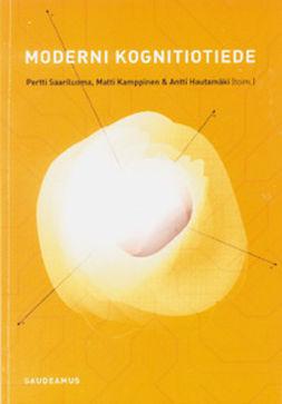 Hautamäki, Antti - Moderni kognitiotiede, e-bok