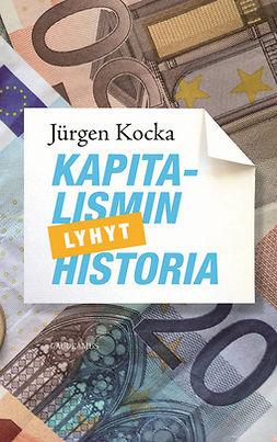 Kocka, Jürgen - Kapitalismin lyhyt historia, e-kirja