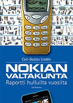 Lindén, Carl-Gustav - Nokian valtakunta: Raportti hulluilta vuosilta, e-kirja