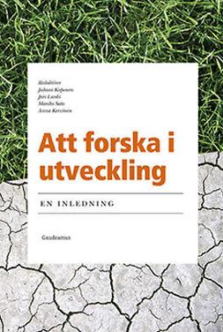 Kervinen, Anna - Att forska i utveckling: En inledning, ebook
