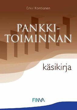 Kontkanen, Erkki - Pankkitoiminnan käsikirja, e-kirja