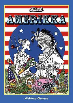 Paakkanen, Heikki - Amerikka, e-bok