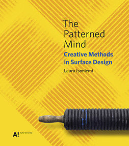 Isoniemi, Laura - The Patterned Mind: Creative Methods in Surface Design, e-kirja