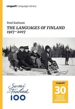 THE LANGUAGES OF FINLAND 1917–2017