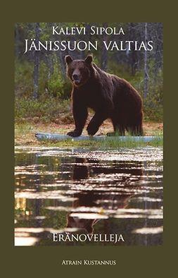 Saarijärvi, Aulis - Jänissuon valtias, e-kirja