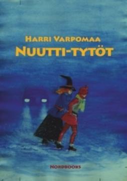 Saarijärvi, Aulis - Nuutti-tytöt, ebook