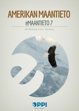 Rantanen, Jari - eMaantieto 7: Amerikan maantieto, ebook